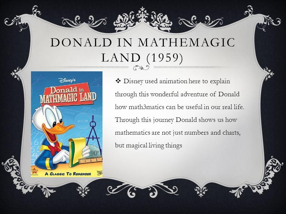 Donald in Mathemagic Land (1959)