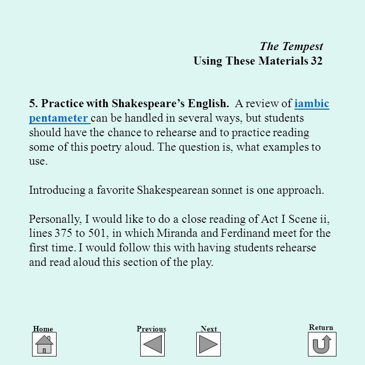 shakespeare the tempest summary pdf