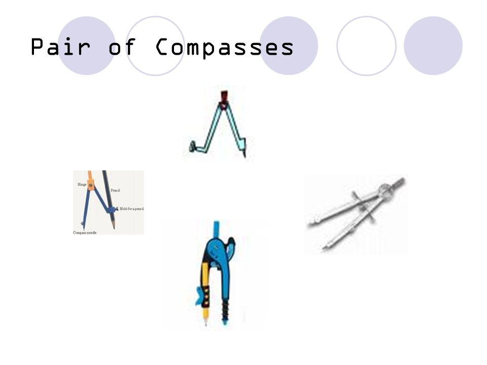 Pair of Compasses