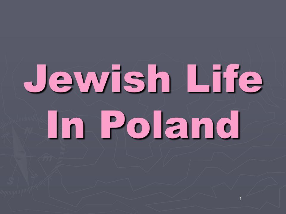 Jewish Life In Poland 1