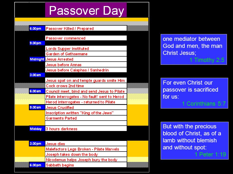 one mediator between God and men, the man Christ Jesus;