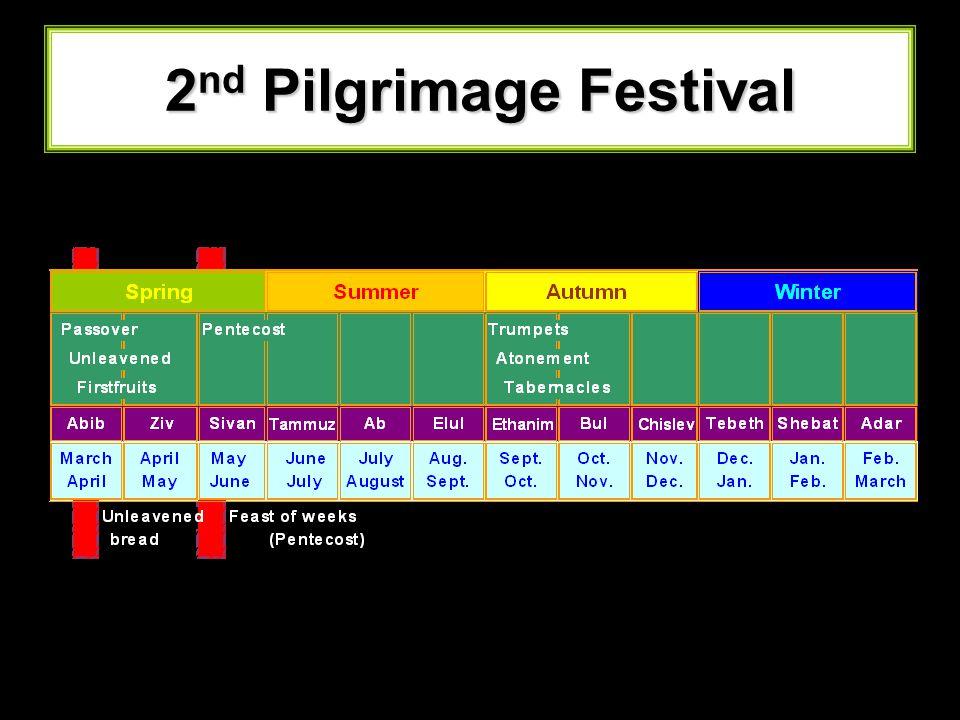 2nd Pilgrimage Festival