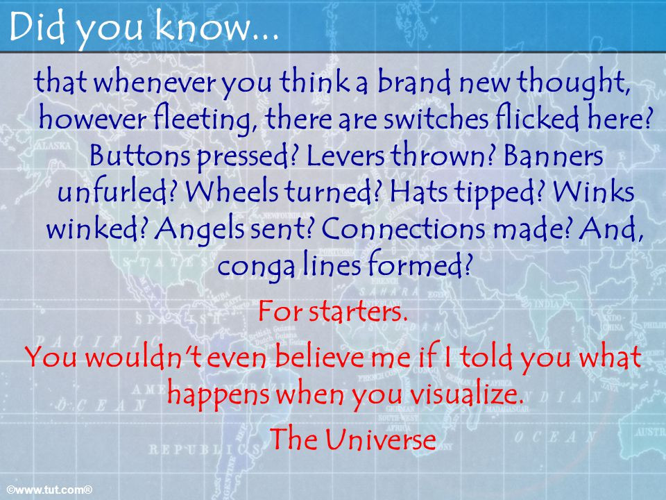 Did you know...