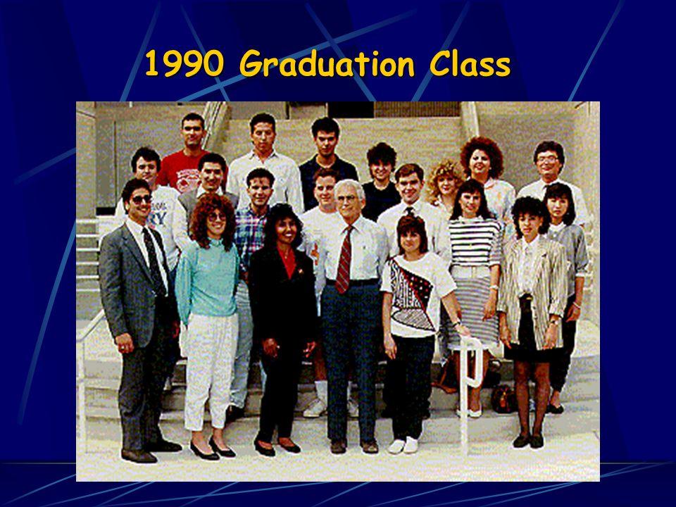 1990 Graduation Class