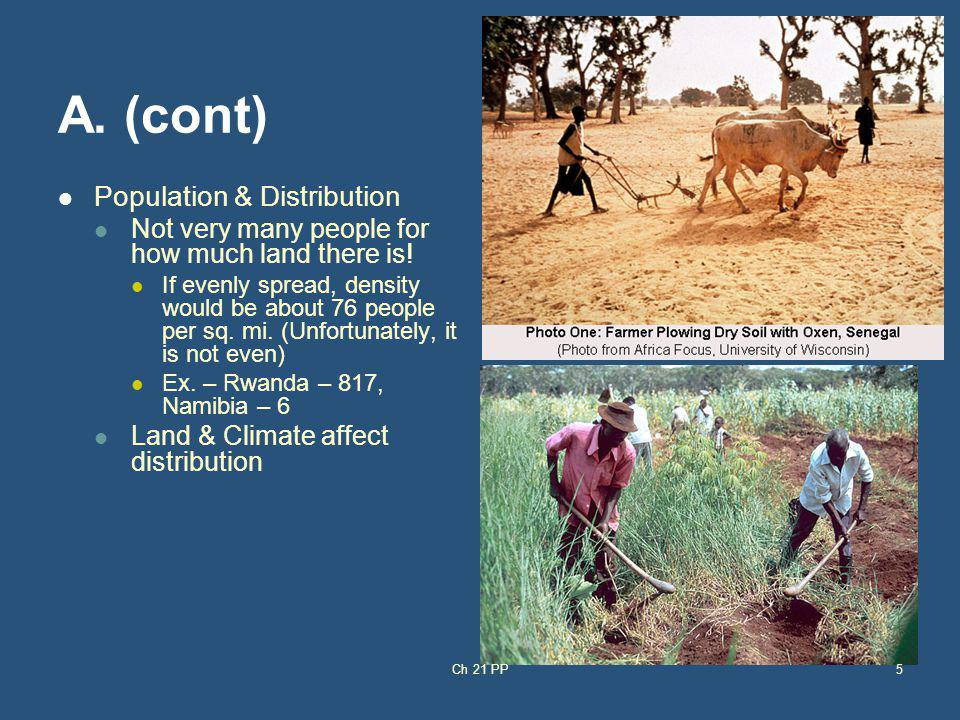 The cultural geography of africa south of the sahara ppt download 5 a sciox Gallery