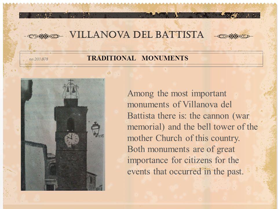 Villanova del battista