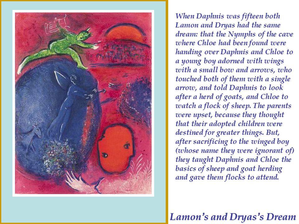 Lamon's and Dryas's Dream