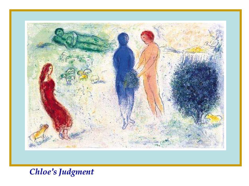 Chloe's Judgment
