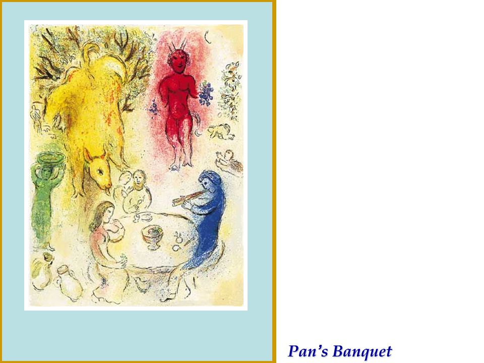 Pan's Banquet