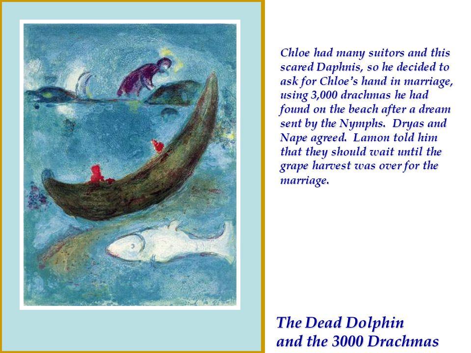 The Dead Dolphin and the 3000 Drachmas