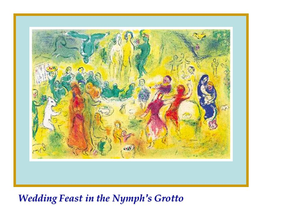 Wedding Feast in the Nymph's Grotto