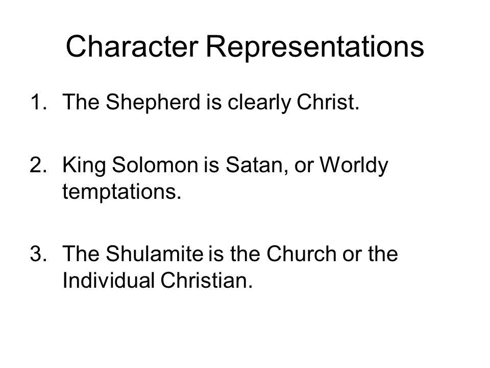 Character Representations