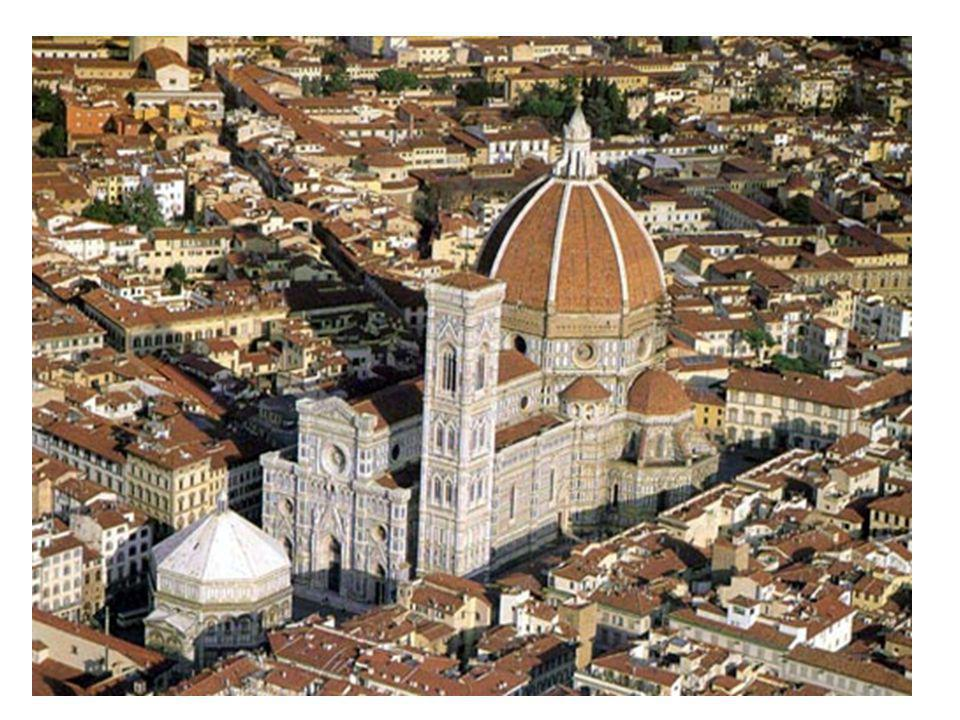 The Florence Cathedral.