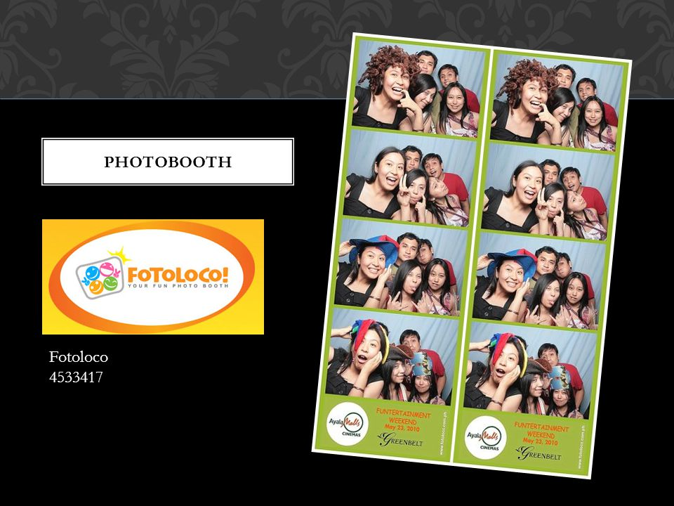 photobooth Fotoloco 4533417