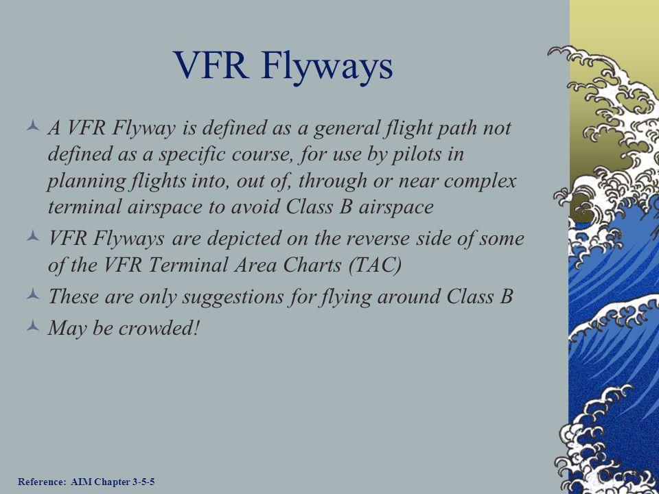 VFR Flyways