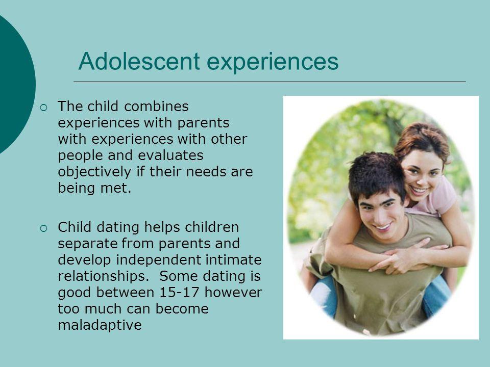 Adolescent experiences