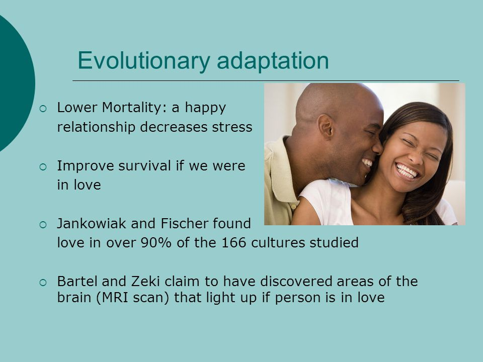 Evolutionary adaptation