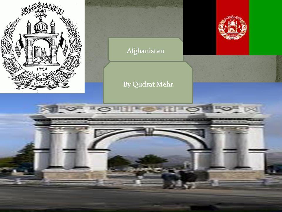 Afghanistan By Qudrat Mehr