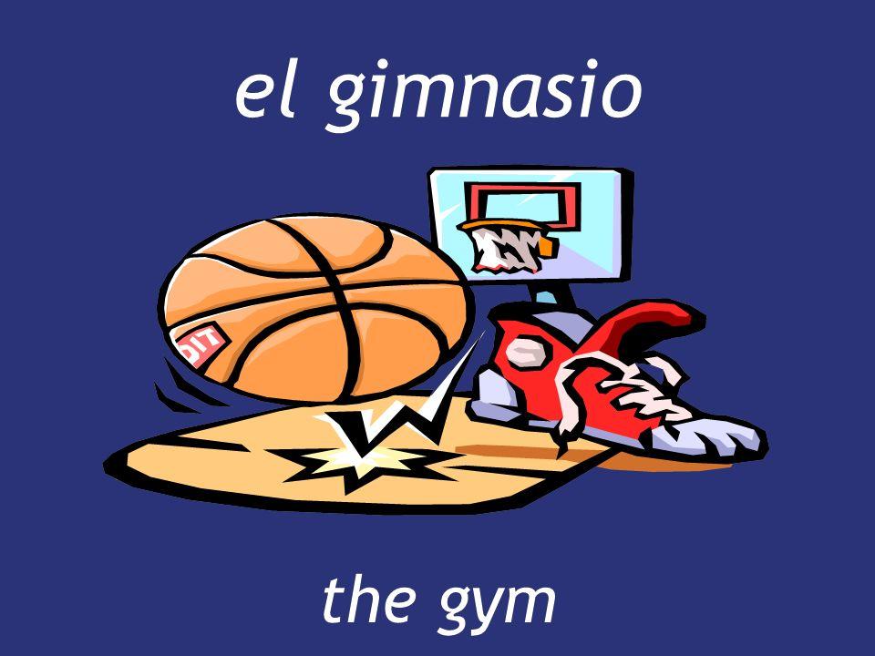 el gimnasio the gym
