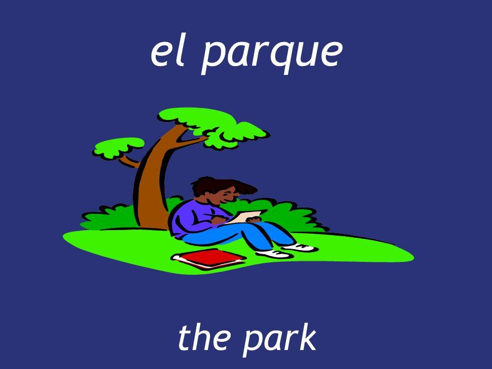 el parque the park