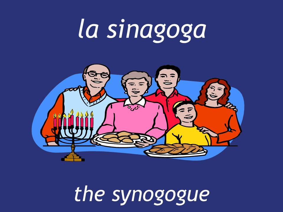 la sinagoga the synogogue