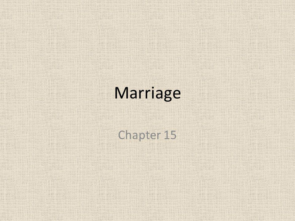 Marriage Chapter 15