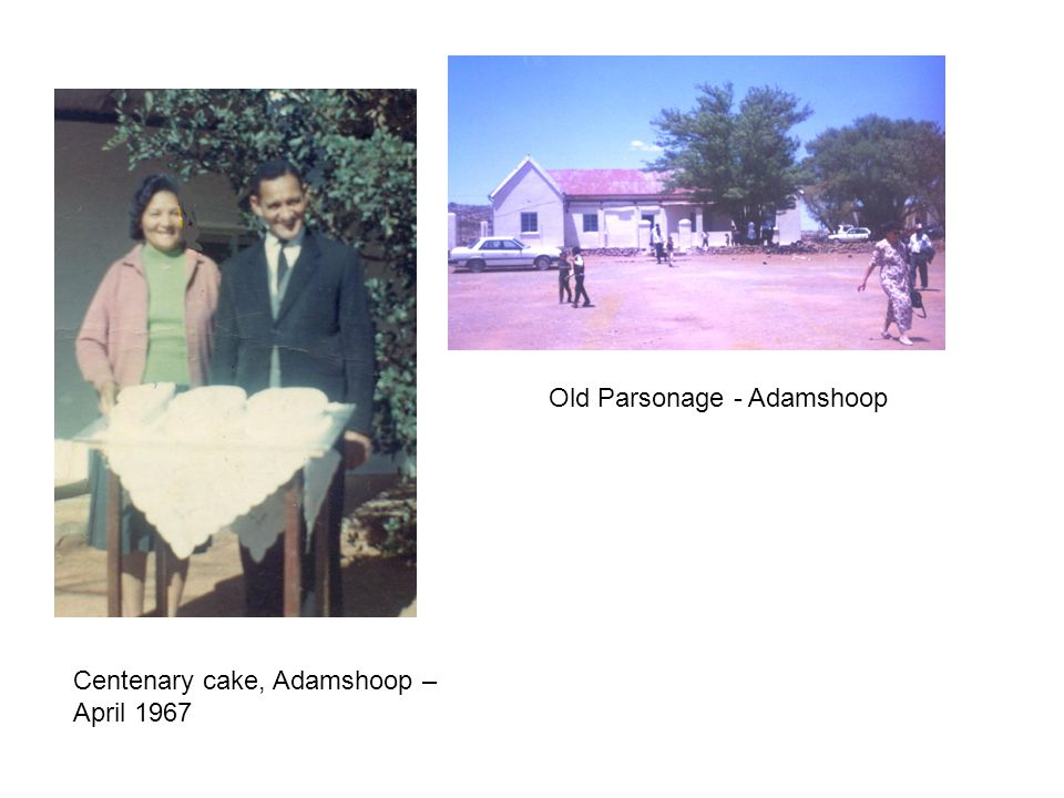 Old Parsonage - Adamshoop