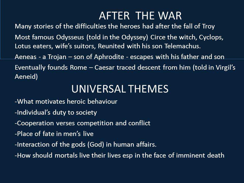 an analysis of the interaction of gods with humans in the epic odyssey by homer An analysis of the religious significance of odysseus' homecoming in homer's epic poem odyssey the gods are shown with human homecoming in homer's odyssey.