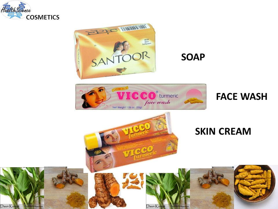 COSMETICS SOAP FACE WASH SKIN CREAM