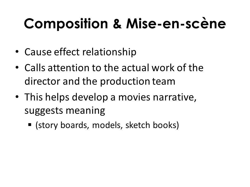 Composition & Mise-en-scène