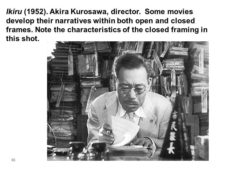 Ikiru (1952). Akira Kurosawa, director