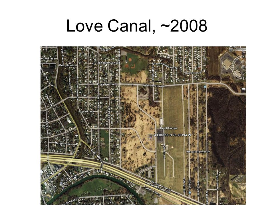 Love Canal, ~2008