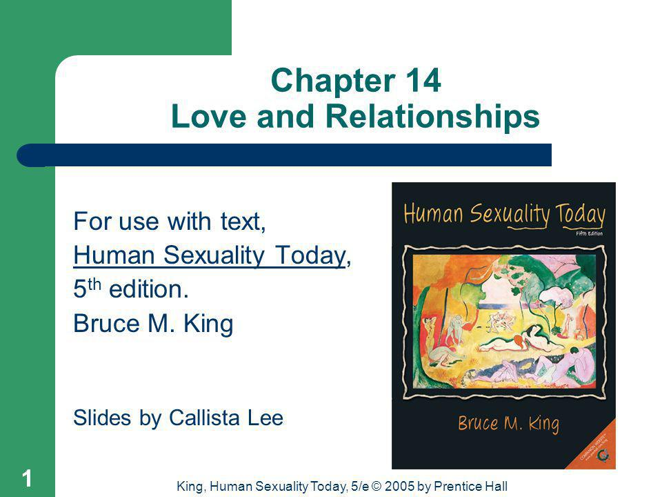 Chapter 14 Love and Relationships