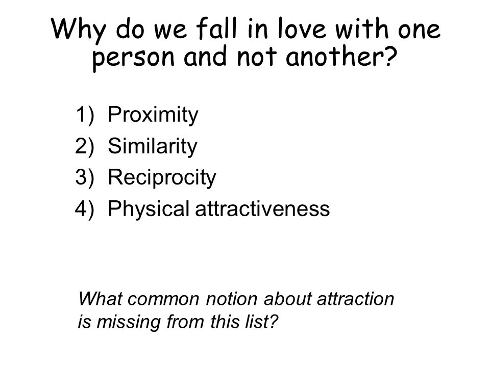 dating someone with no physical attraction Physical attraction isn't just about sex it is what creates the spark or desire to spend even more time with a person, and should not be overlooked in dating.