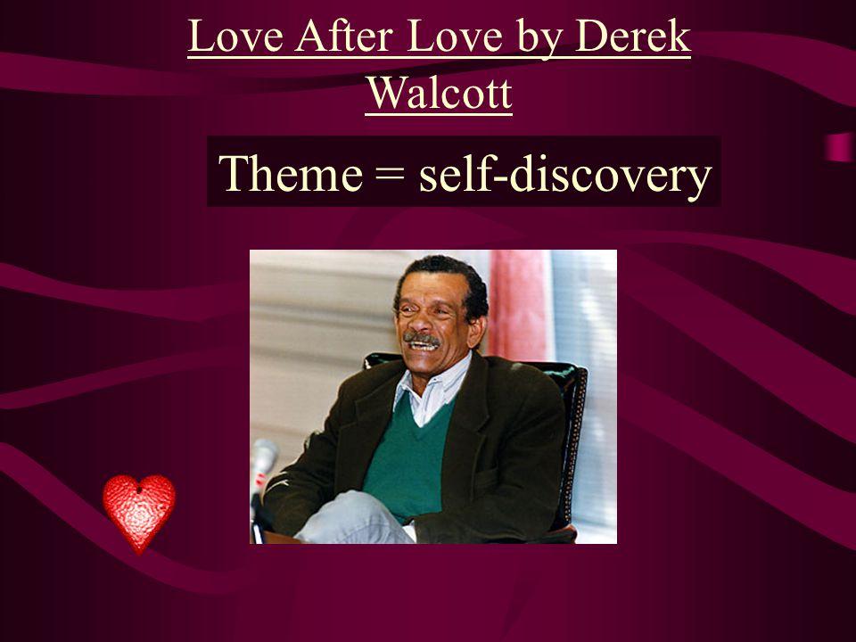Theme = self-discovery