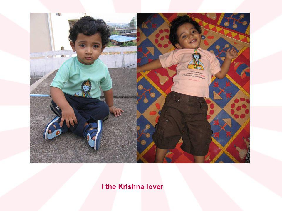 I the Krishna lover