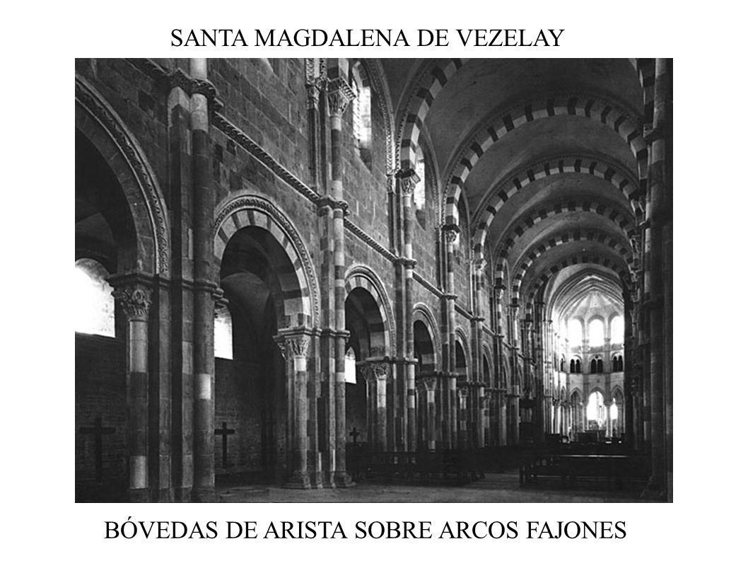 SANTA MAGDALENA DE VEZELAY