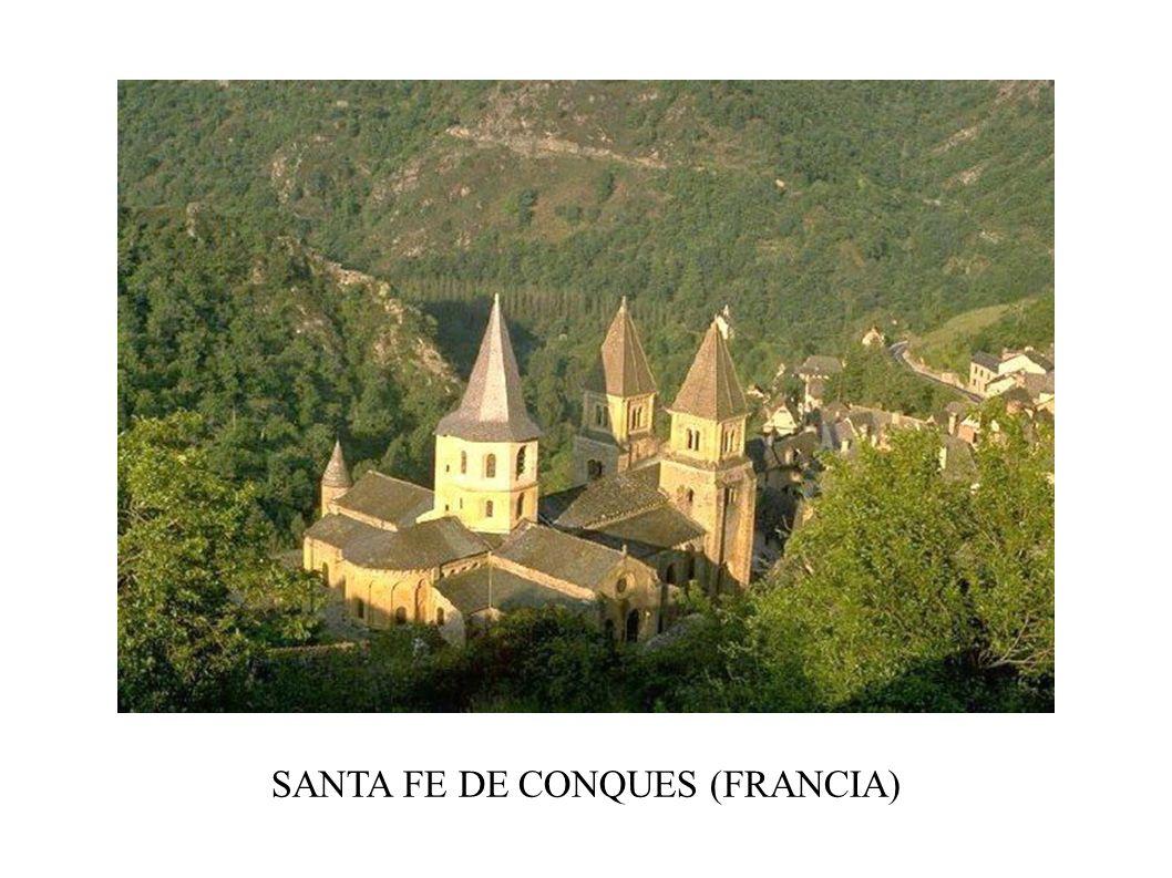 SANTA FE DE CONQUES (FRANCIA)