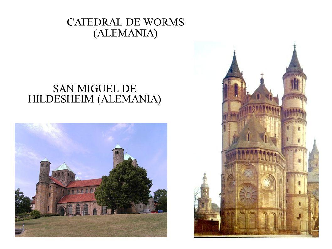 CATEDRAL DE WORMS (ALEMANIA)