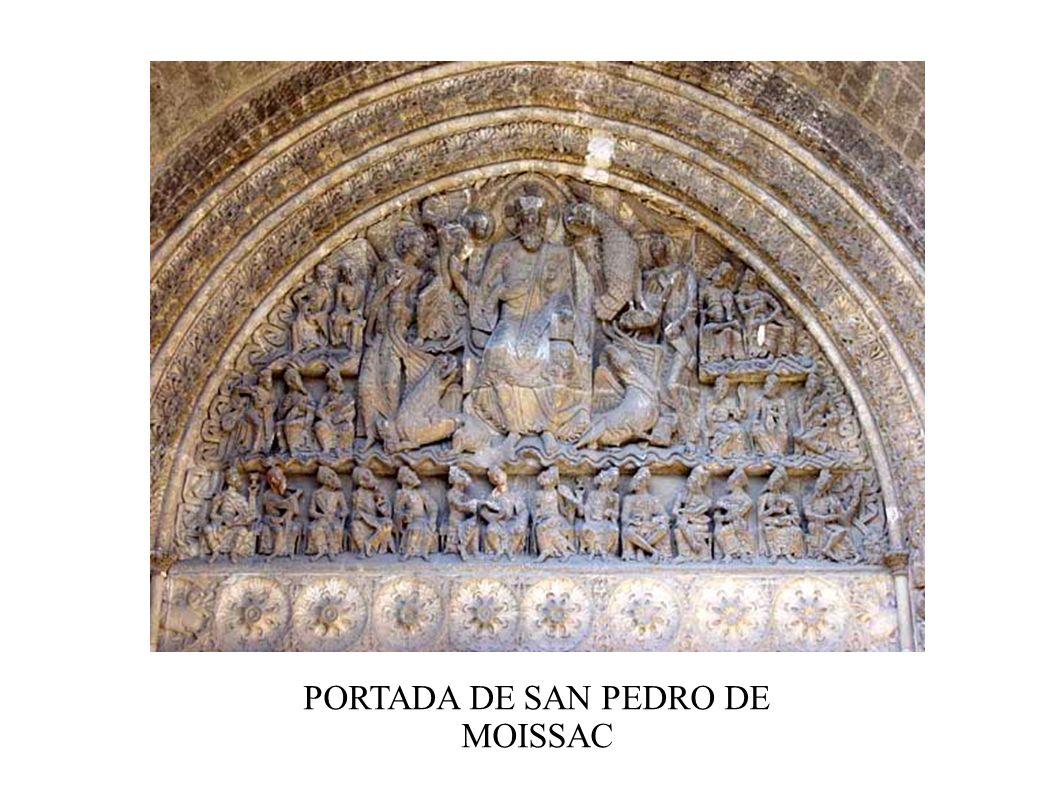 PORTADA DE SAN PEDRO DE MOISSAC