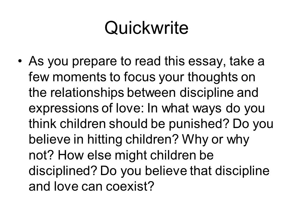 justice childhood love lessons ppt video online 8 quickwrite