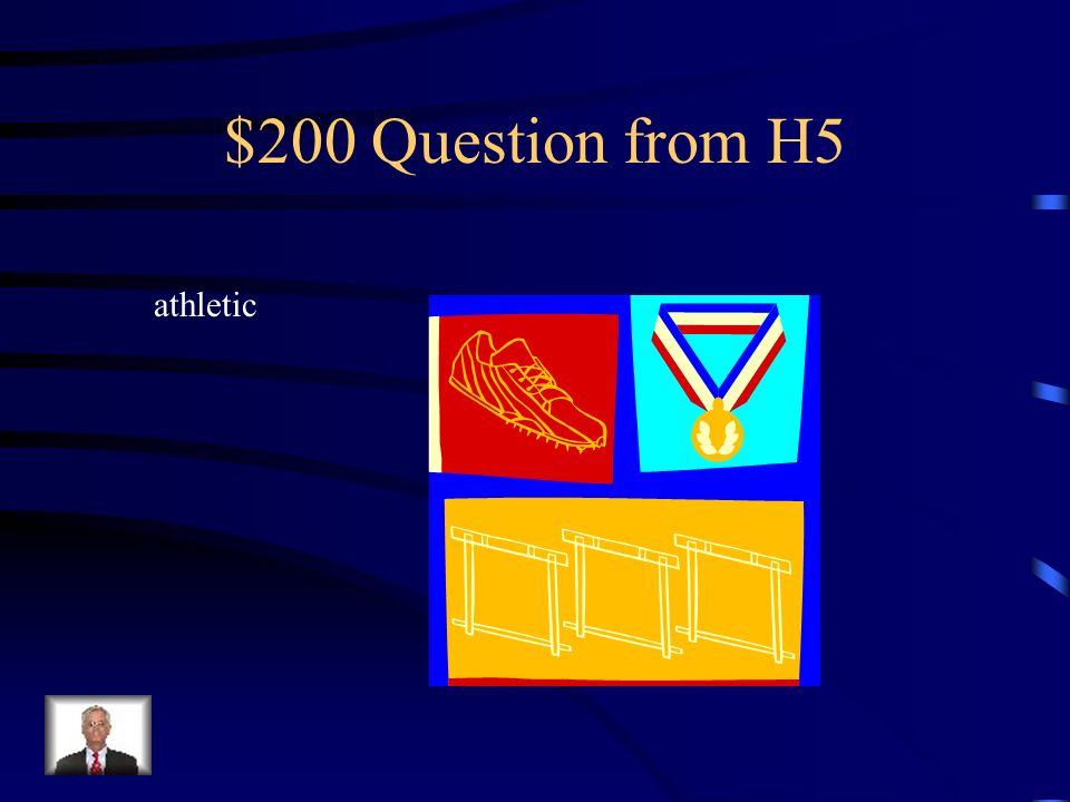 $200 Question from H5 athletic