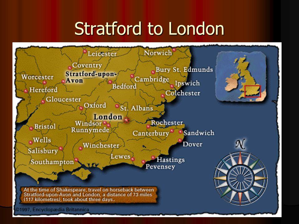 Stratford to London