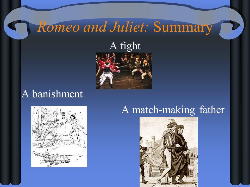 Romeo and Juliet: Summary