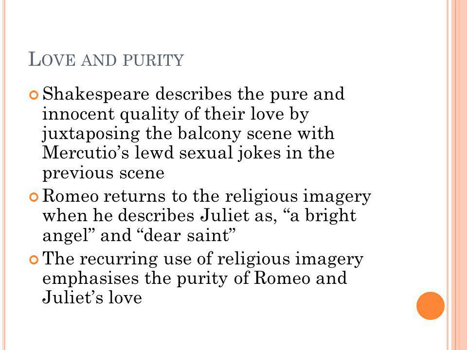 Love and purity
