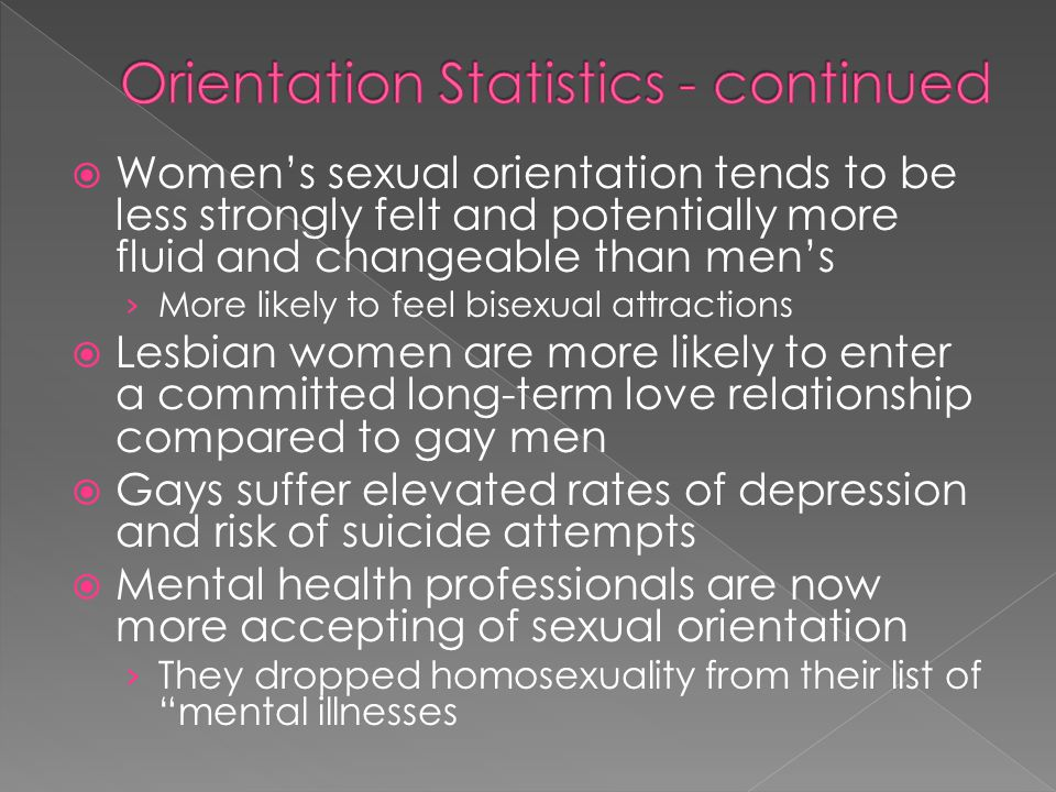 Orientation Statistics - continued