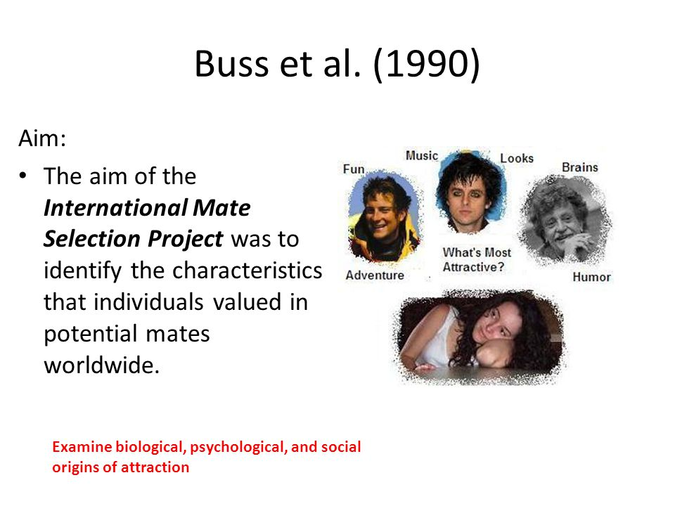 discuss psychological origins of attraction Ib psychology asks interesting questions about the biological origins of attraction in the human relationships option for example: to what extent do biological, cognitive and sociocultural.