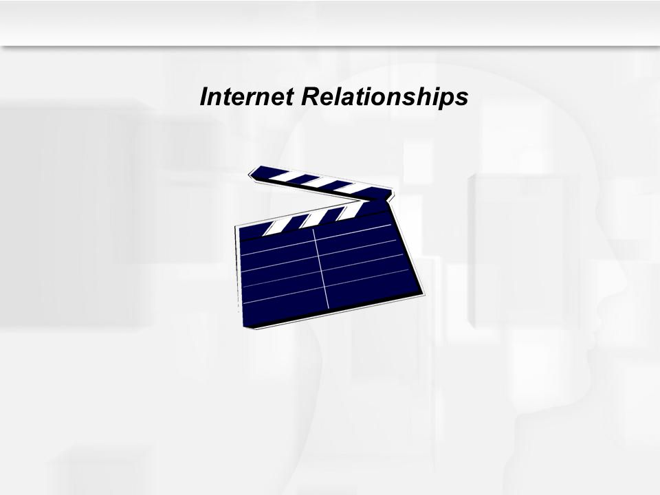 Internet Relationships