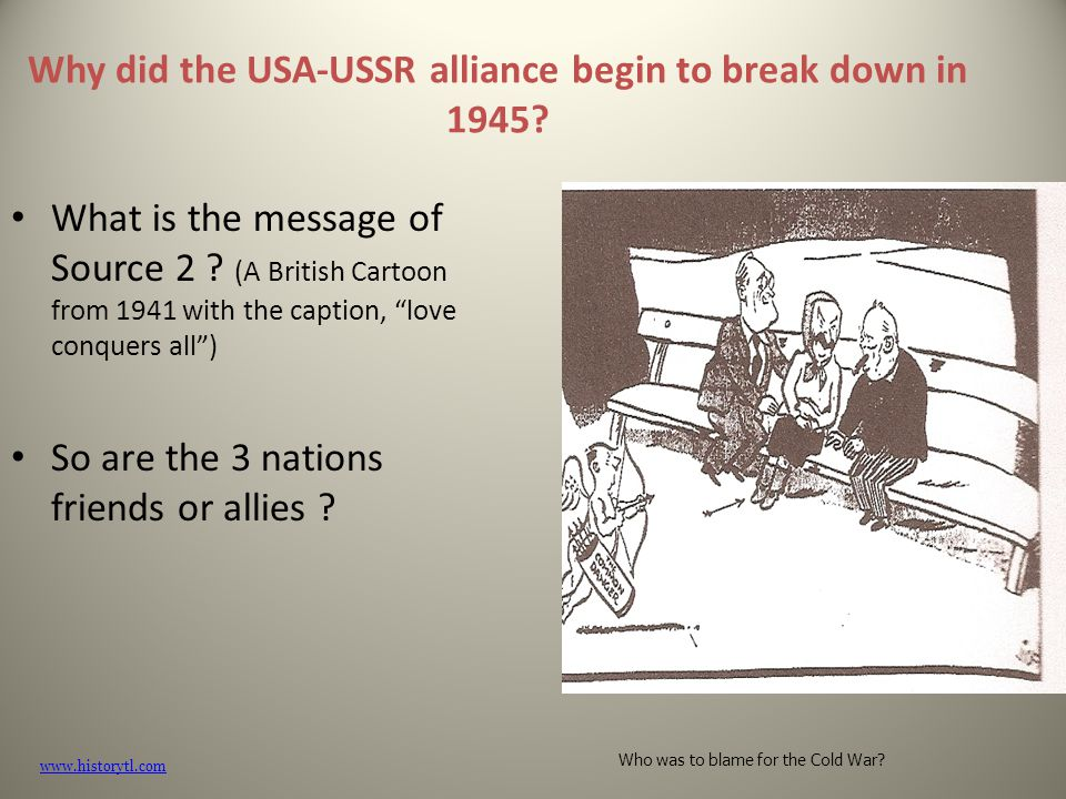 Soviet Union–United States relations