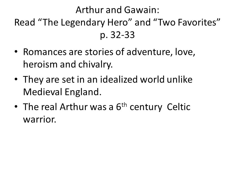 Arthur and Gawain: Read The Legendary Hero and Two Favorites p